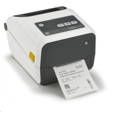 Zebra TT Healthcare tiskárna etiket ZD420, 300 dpi, USB, USB Host & LAN