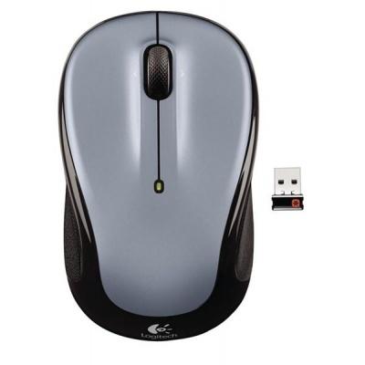 Logitech Wireless Mouse M325, No Lang, EER2, light silver