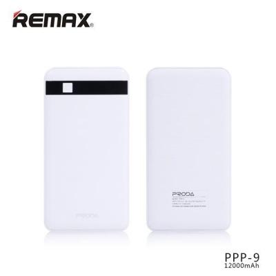 REMAX PowerBank Proda Gentleman 12000 mAh, bílá