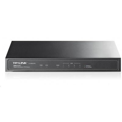 TP-Link TL-R600VPN [Gigabitový širokopásmový VPN router SafeStream™]