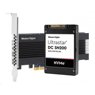 Western Digital Ultrastar® SSD 3.84TB (HUSMR7638BHP3Y1) DC SN200 HH-HL PCIe MLC RI 15NM, DW/D R3
