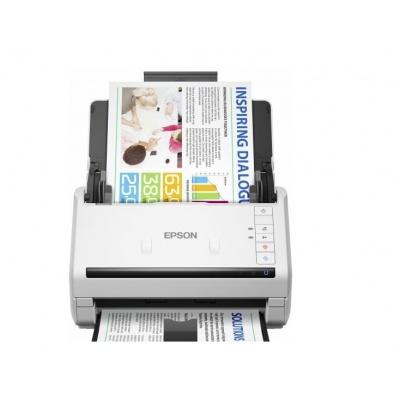 EPSON skener WorkForce DS-530, A4, USB, 600dpi, ADF