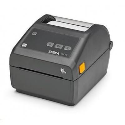 """Zebra DT tiskárna etiket ZD420 4"""" 203 dpi, USB, USB Host"""