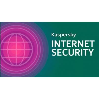 Kaspersky Internet Security CZ, 1 zařízení, 3 roky, nová licence, elektronicky