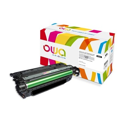 OWA Armor toner pro HP Color Laserjet Ese M680, 21000   Stran, CF320X, černá/black