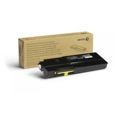 Xerox Yellow METERED toner cartridge VersaLink C400/C405