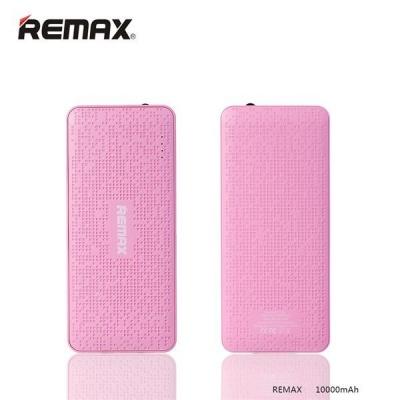 REMAX PowerBank Pure 10000 mAh, barva růžová