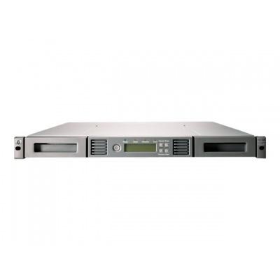 HPE StoreEver 1/8 G2 LTO-7 Ultrium 15000 SAS Tape Autoloader
