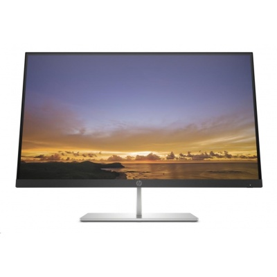 """LCD HP HP Pavilion 27 QHD; matný, 2560x1440, 27"""", 300cd,5 ms,HDMI, DP, USB, black"""