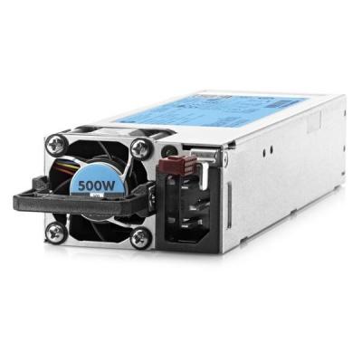 HP Power Supply Kit 500W Flex Slot Platinum Hot Plug G9 720478-B21 HP RENEW