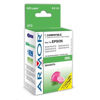 ARMOR cartridge pro EPSON XP235/332 magenta,8,5ml, (T29934010)