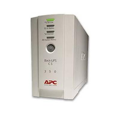 APC Back-UPS CS 350 USB/Serial 230V (210W)