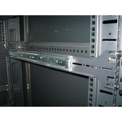 "EUROCASE 19"" nosné ližiny 500 - 550 mm"