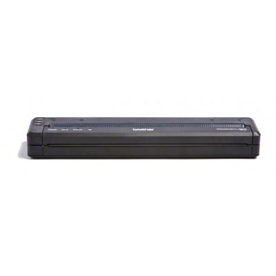 BROTHER tiskárna přenosná PJ-773 PocketJet termotisk ( 300dpi, bluetooth, USB, 8 str.)