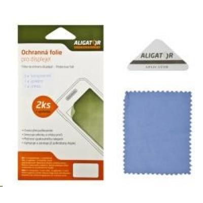 Aligator ochranná fólie na displej pro Aligator S5065 Duo, 2 ks + aplikátor