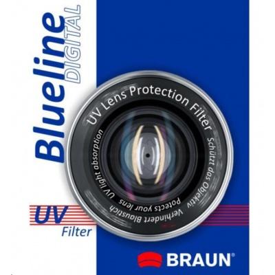 Braun filtr UV BlueLine 77 mm