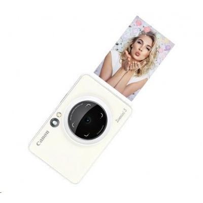 Canon Zoemini S instatní fotoaparát - bílý
