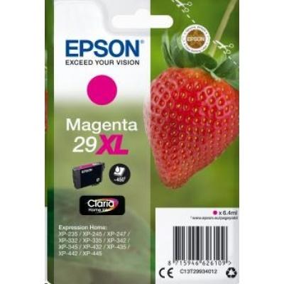 "EPSON ink bar Singlepack ""Jahoda"" Magenta 29XL Claria Home Ink"