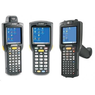 Motorola/Zebra Terminál MC3200WLAN, BT, cihla, 2D, 28 key, 1X, Windows CE7, 512/2G, prohlížeč