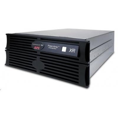 APC Symmetra RM XR Frm w/2 SYBT2 Scalable to 4 220-240V