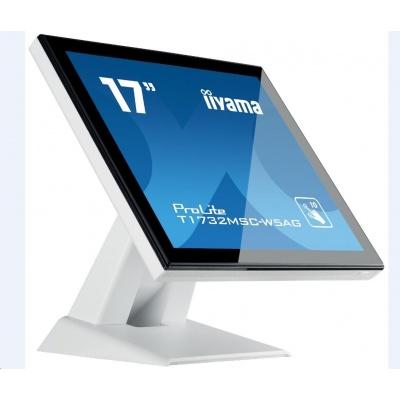 Iiyama dotykový monitor ProLite T1732MSC-W5AG 43.2 cm (17''), CAP 10-touch, white