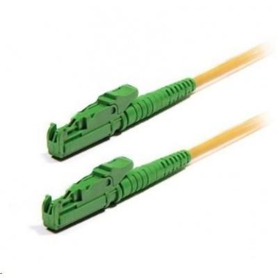 Simplexní patch kabel SM 9/125, OS2, E2000(APC)-E2000(APC), LS0H, 2m