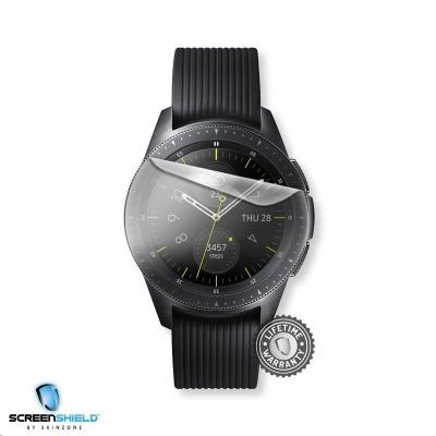 ScreenShield fólie na displej pro SAMSUNG R810 Galaxy Watch 42