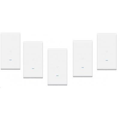 UBNT UniFi AP AC Mesh PRO, 5-PACK, bez PoE ! [venkovní mesh AP, 2.4GHz(450Mbps)+5GHz(1300Mbps),3x3MIMO,802.11a/b/g/n/ac]