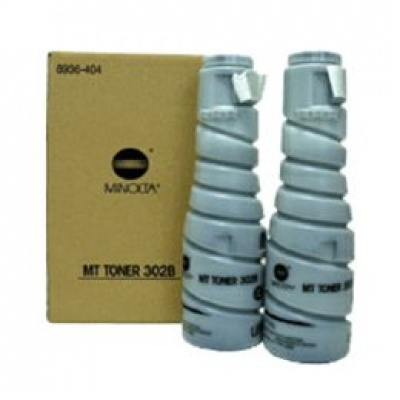 Minolta Tonerkit 302B do Di 250/f/350/f, Di251/351(2x413g)