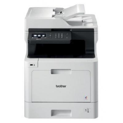 BROTHER multifunkce color laserová MFC-L8690CDW - A4, DUALSKEN 31ppm 512MB 2400x600 PCL LAN USB WiFi 300lis 50ADF DUPLEX