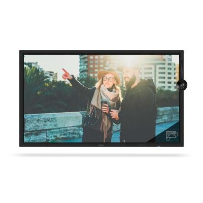 "NEC LFD 75"" C751Q SST MultiTouch LCD IPS Edge LED,3840x2160,350cd,1200:1,24/7,DP+HDMI, microSD, USB 2.0, 24x7"
