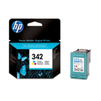 HP 342 Tri-color Ink Cart, 5 ml, C9361EE