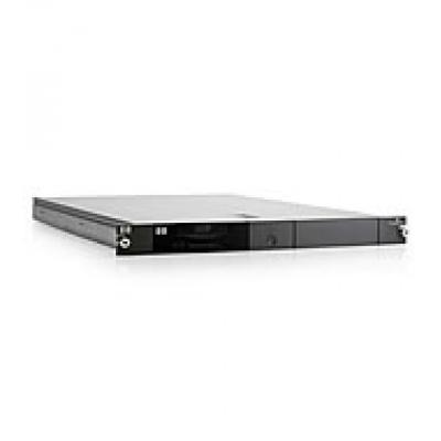 HPE StoreEver 1U Generic Rack Mount Kit  (for two internal SAS half-height drives LTO5-8)