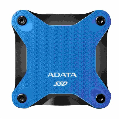 ADATA External SSD 480GB ASD600Q USB 3.1 modrá