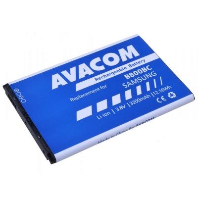 AVACOM baterie do mobilu Samsung N9005 Galaxy NOTE 3, Li-Ion 3,7V 3200mAh (náhrada EB-B800BEB)