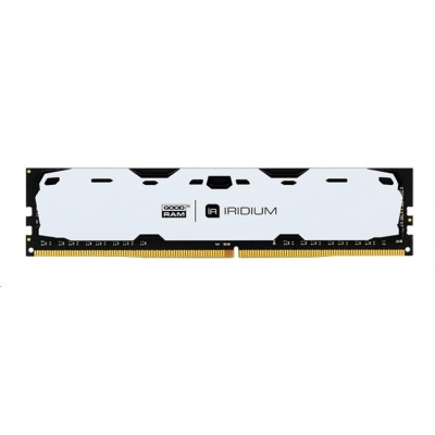 DIMM DDR4 8GB 2400MHz CL15 GOODRAM IRDM WHITE