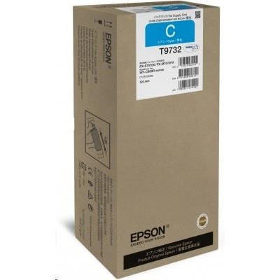 EPSON Ink bar WorkForce Pro WF-C869R Cyan XL Ink Supply Unit 192,4 ml