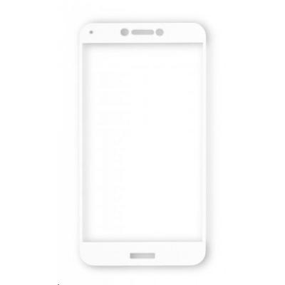 Aligator ochrana displeje Glass Print pro Huawei Honor 6A, bílá