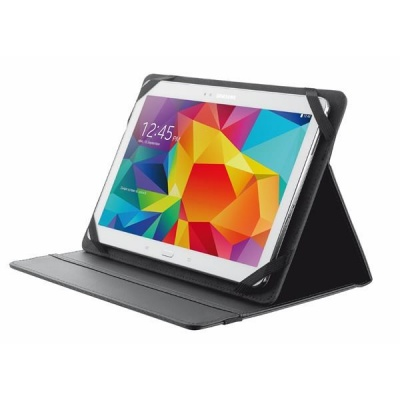 """TRUST Pouzdro na tablet 10"""" Primo Folio Stand for tablets - black"""