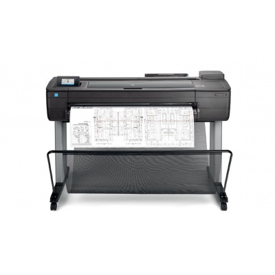 "HP DesignJet T730 36"" Printer (A0+, USB 2.0, Ethernet, Wi-Fi)"