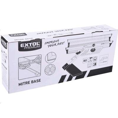 Extol Premium základna pokosová, 45cm 8893022A