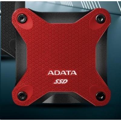 ADATA External SSD 240GB ASD600Q USB 3.1 červená