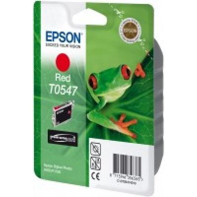 "EPSON ink bar Stylus photo ""Žába"" R800/R1800 - Red"
