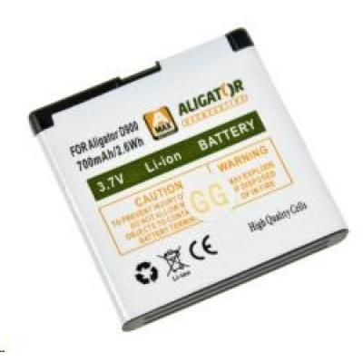 Aligator baterie Li-Ion 700 mAh pro Aligator D900