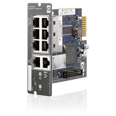 HP UPS Management Module Card XR