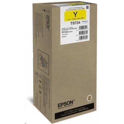 EPSON Ink bar WorkForce Pro WF-C869R Yellow XL Ink Supply Unit 192,4 ml