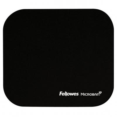 Podložka pod myš Fellowes Microban černá