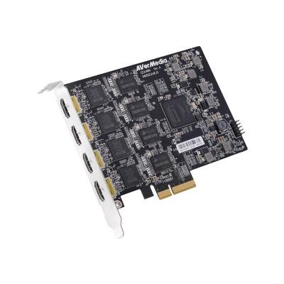 AVERMEDIA CE314-HN, 4-kanálová Full HD HDMI PCIe střihová karta