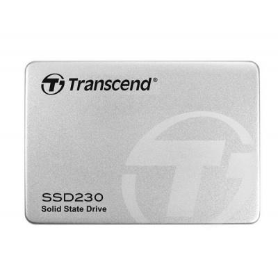 TRANSCEND SSD 230S 256GB, SATA III 6Gb/s, 3D TLC, Aluminum case