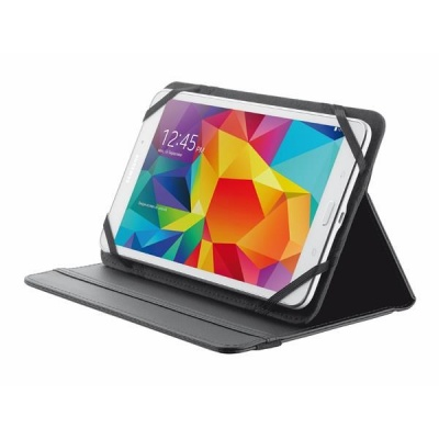 """TRUST Pouzdro na tablet 7-8"""" Primo Folio Stand for tablets - black"""